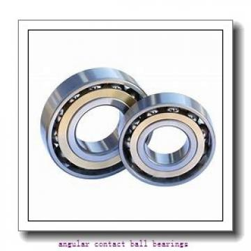 4.25 Inch | 107.95 Millimeter x 5 Inch | 127 Millimeter x 0.375 Inch | 9.525 Millimeter  RBC BEARINGS KC042XP0  Angular Contact Ball Bearings