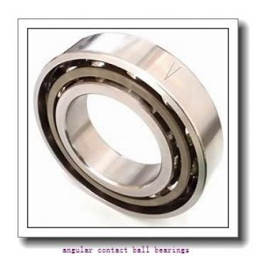 240 mm x 500 mm x 95 mm  FAG QJ348-N2-MPA  Angular Contact Ball Bearings
