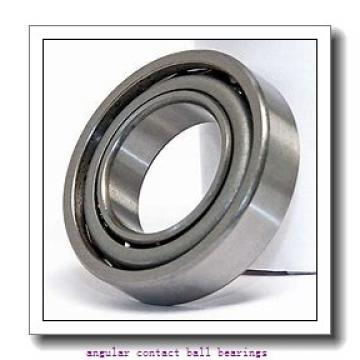 55 mm x 100 mm x 21 mm  FAG 7211-B-JP  Angular Contact Ball Bearings