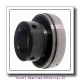 SEALMASTER AR-206TMC  Insert Bearings Spherical OD