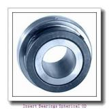 SEALMASTER AR-206TM  Insert Bearings Spherical OD